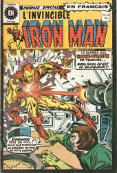 L'invincible Iron Man (Éditions Héritage) -32- Je crie : Vengeance !