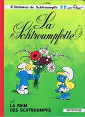 Les schtroumpfs -3b92- La Schtroumpfette