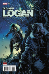 Old Man Logan (2016) -41- Logan the Hunted: Part One