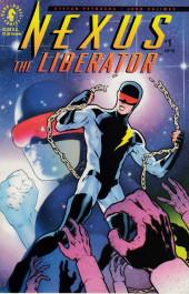 Nexus the liberator (1992) -1- Waking Dreams