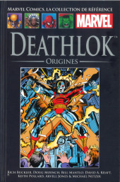 Marvel Comics - La collection (Hachette) -113XXIX- Deathlok - Origines