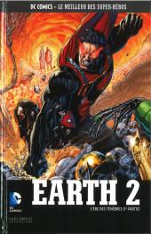 DC Comics - Le Meilleur des Super-Héros -72- Earth 2 - L'Ere des Ténèbres (1ère Partie)