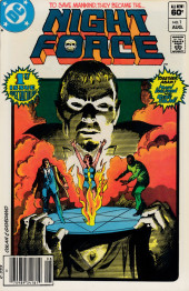 Night Force (1982) -1- The Summoning Chapter One: Genesis