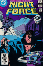 Night Force (1982) -5- The Summoning Chapter Five: City On The Edge Of Hell!
