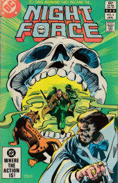 Night Force (1982) -6- The Summoning Chapter Six: The Devil Her Due