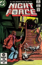 Night Force (1982) -8- The Summoning Epilogue/ Beast! Chapter One: Runner!