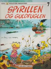 Marsupilami (en danois) (Spirillen) -7- Spirillen og guldfuglen