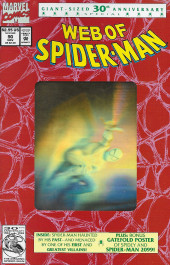 Web of Spider-Man (1985) -90- The Spider's Thread