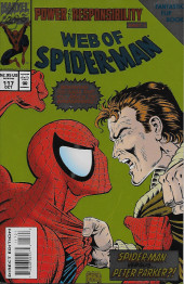 Web of Spider-Man (1985) -117- Power And Respnsability Part 1