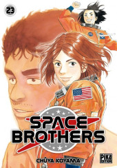 Space Brothers -23- Tome 23