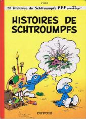 Les schtroumpfs -8b87- Histoires de schtroumpfs