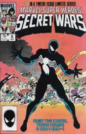 Marvel Super Heroes Secret Wars (Marvel comics - 1984) -8- Invasion!