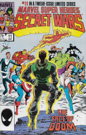 Marvel Super Heroes Secret Wars (1984) -11- ...And Dust To Dust!