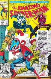 Amazing Spider-Man (The) Vol.1 (Marvel comics - 1963) -367- Skullduggery