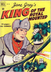 Four Color Comics (Dell - 1942) -310- Zane Grey's King of the Royal Mounted