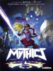 Les mythics -2- Parvati