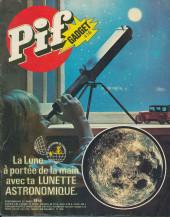 Pif (Gadget) -416- La lune à portée de la main