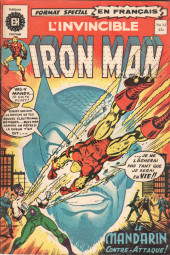 L'invincible Iron Man (Éditions Héritage) -12- La grève !