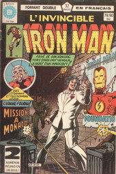 L'invincible Iron Man (Éditions Héritage) -7980- Prélude à Monaco
