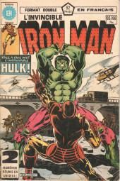 L'invincible Iron Man (Éditions Héritage) -8586- Hulk est où se trouve le cœur !