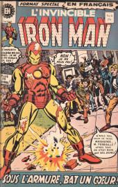 L'invincible Iron Man (Éditions Héritage) -6- Sous l'armure, bat un cœur !