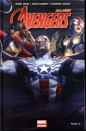 All-New Avengers (Marvel Now!) -3- Une vision du futur