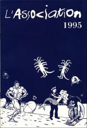 (Catalogues) Éditeurs, agences, festivals, fabricants de para-BD... - Catalogue 1995 - L'association