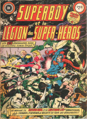 Superboy et la légion des super-héros (Éditions Héritage) - Superboy et la légion des super-héros