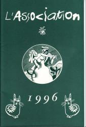 (Catalogues) Éditeurs, agences, festivals, fabricants de para-BD... - Catalogue 1996 - L'association