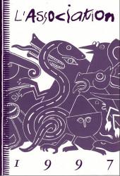 (Catalogues) Éditeurs, agences, festivals, fabricants de para-BD... - Catalogue 1997 - L'association
