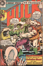 L'incroyable Hulk (Éditions Héritage) -23- Le fantôme du fond de la mer