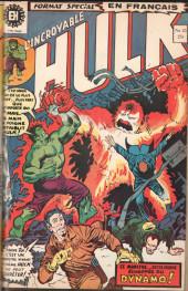 L'incroyable Hulk (Éditions Héritage) -25- Le destructeur de la Dynamo !
