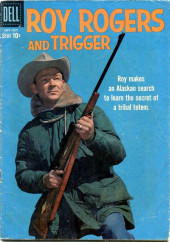 Roy Rogers and Trigger (Dell - 1955) -133- (sans titre)