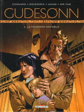 Gudesonn -2- La poussière des dieux
