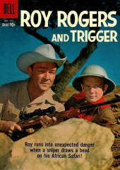 Roy Rogers and Trigger (Dell - 1955) -134- (sans titre)