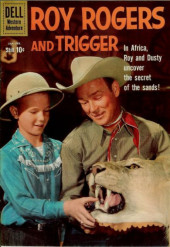 Roy Rogers and Trigger (Dell - 1955) -135- (sans titre)