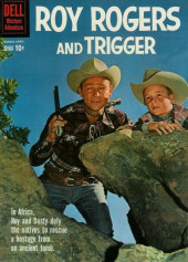 Roy Rogers and Trigger (Dell - 1955) -136- (sans titre)