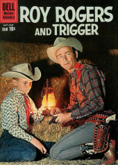 Roy Rogers and Trigger (Dell - 1955) -137- (sans titre)