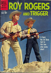 Roy Rogers and Trigger (Dell - 1955) -138- (sans titre)
