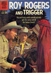 Roy Rogers and Trigger (Dell - 1955) -139- (sans titre)
