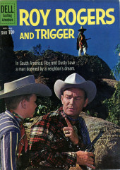 Roy Rogers and Trigger (Dell - 1955) -140- (sans titre)
