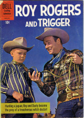 Roy Rogers and Trigger (Dell - 1955) -141- (sans titre)