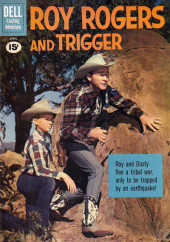 Roy Rogers and Trigger (Dell - 1955) -142- (sans titre)