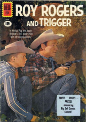 Roy Rogers and Trigger (Dell - 1955) -143- (sans titre)
