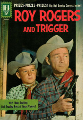 Roy Rogers and Trigger (Dell - 1955) -144- (sans titre)