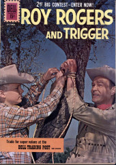 Roy Rogers and Trigger (Dell - 1955) -145- (sans titre)