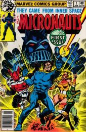 Micronauts (the) (1979) -1- Homeworld