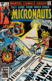 Micronauts (the) (1979) -6- The Great Escapes