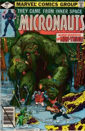Micronauts (the) (1979) -7- Adventure into Fear!