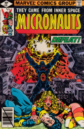 Micronauts (the) (1979) -10- Defeat!